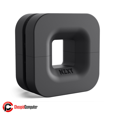 Accessories NZXT Puck - Black Cable Management and Headset Mount (BA-PUCKR-B1)
