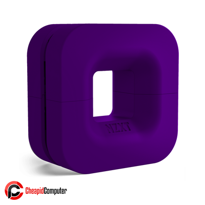 Accessories NZXT Puck - Purple Cable Management and Headset Mount (BA-PCKRT-PP)