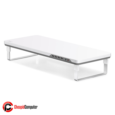 Accessory Deepcool M-Desk F1 Grey Monitor Stand