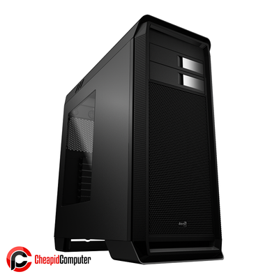 Casing Aerocool AERO-1000 Window Mid-Tower Black