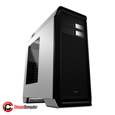 Casing Aerocool AERO-1000 Window Mid-Tower White