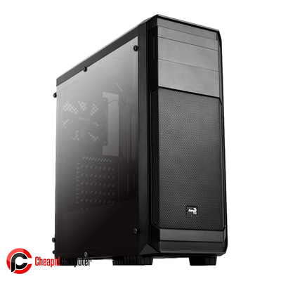 Casing Aerocool AERO-300 FAW Mid-Tower Full Acrylic Window