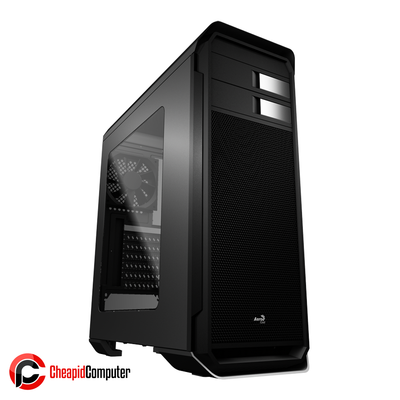 Casing Aerocool AERO-500 Window Mid-Tower Grey