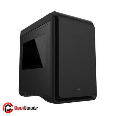 Casing Aerocool Dead Silence Cube Window