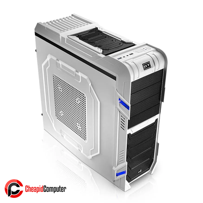 Casing Aerocool GT-R White Edition Mid-Tower