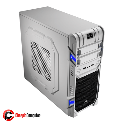 Casing Aerocool GT Advance White Edition Mid-Tower