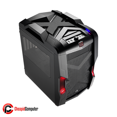 Casing Aerocool STRIKE-X Cube Black Edition