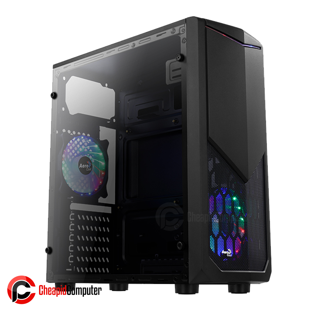 Casing Aerocool Tomahawk-A Black Mid-Tower