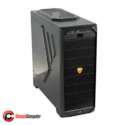 Casing Aerocool VS-92 Window Black Edition Mid-Tower