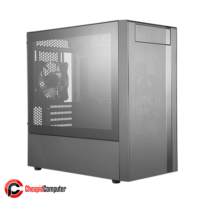 Casing Cooler Master MasterBox NR400 Tempered Glass mATX