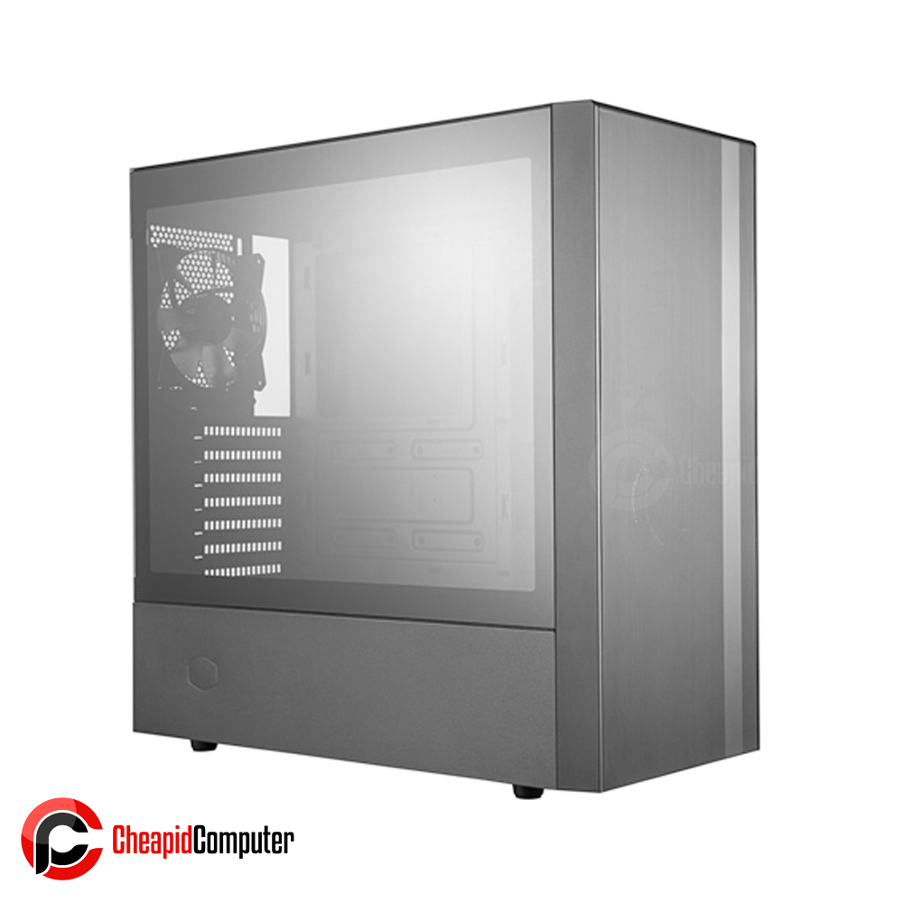 Casing Cooler Master MasterBox NR600 Tempered Glass ATX
