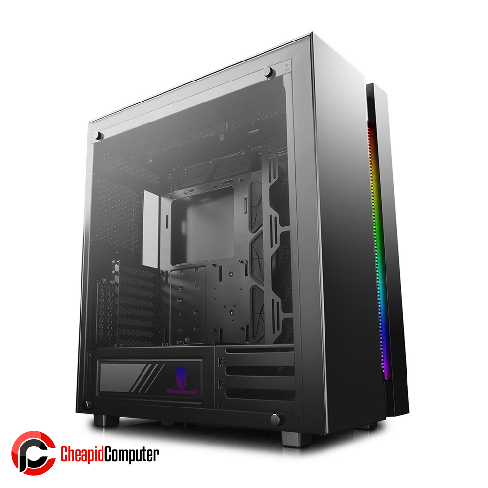 Casing Deepcool Gamer Storm New Ark 90SE E-ATX Tempered Glass