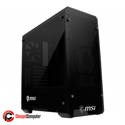 Casing MSI MAG Bunker Double Tempered Gaming ATX