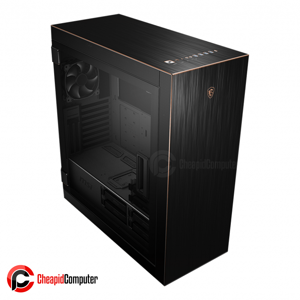Casing MSI MPG Sekira 500G Mid-Tower Tempered