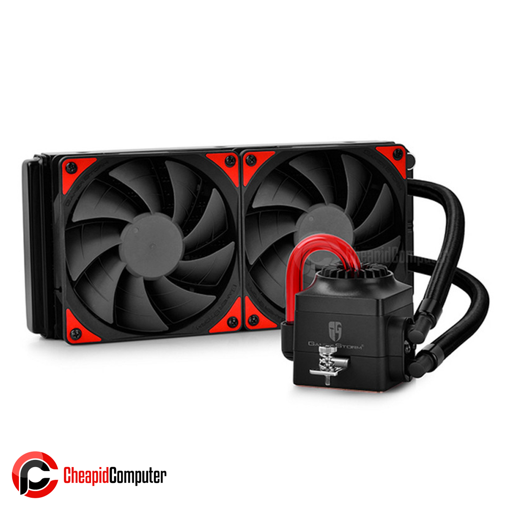 Cooler CPU Deepcool Gamer Storm Captain 240 EX