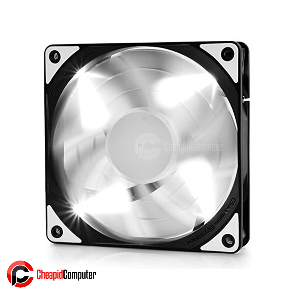 Cooler Fan Deepcool Gamer Storm TF120 120mm LED White