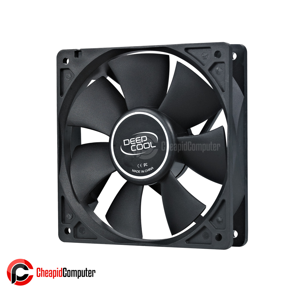 Cooler Fan Deepcool XFAN 120 120mm Black