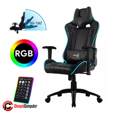 Furnitures Gaming Chair Aerocool AC120 Air RGB