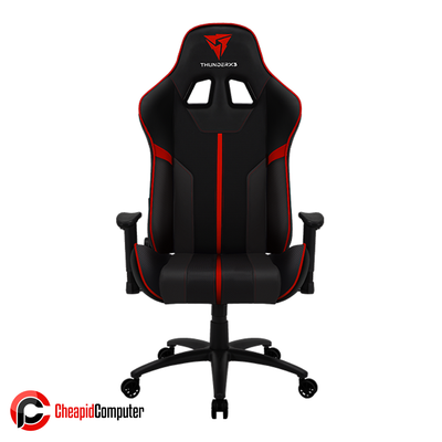 Furnitures Gaming Chair ThunderX3 BC3 Black/Red