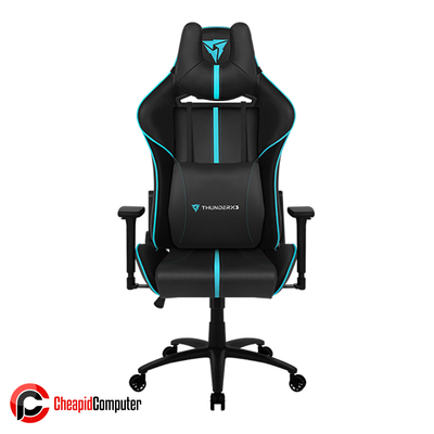 Furnitures Gaming Chair ThunderX3 BC5 Black/Cyan