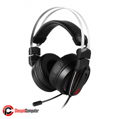 Headset MSI Immerse GH60 Gaming