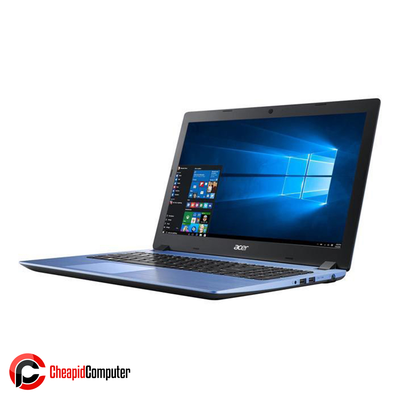 Laptop Acer Aspire 3 A314-32-P5G3 Stone Blue Pentium N5000 4GB DDR4 500GB HDD 14 Inch Win10