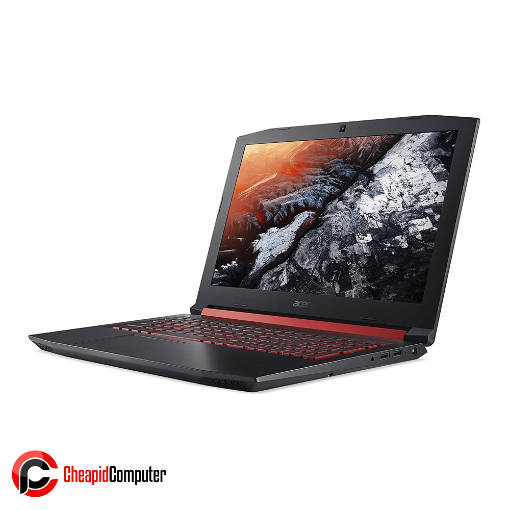 Laptop Acer Nitro 5 AN515-42-R00Y Ryzen 7 2700U 4GB DDR4 1TB HDD 15.6 Inch Win10