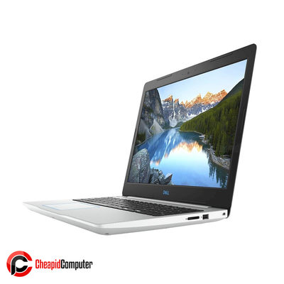 Laptop Dell G3 15 3579 Alpine White Core i5-8300H 4GB DDR4 1TB HDD GeForce GTX1050 4GB 15.6 Inches Win10