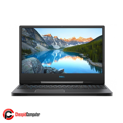 Laptop Dell G7 15 7590 Grey Core i7-8750H 16GB DDR4 512GB SSD GeForce RTX2070 8GB 15.6 Inch Win10