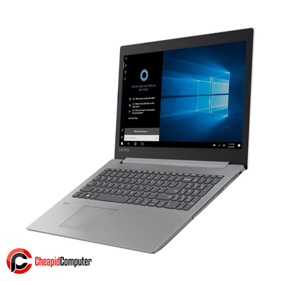 Laptop Lenovo 330-15IKB Platinum Grey Core i7-8550U 4GB DDR4 2TB HDD 15.6 Inch Win10 (81DE022NPH)