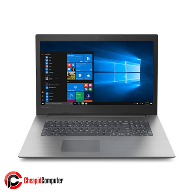 Laptop Lenovo 330-17ICH Onyx Black Core i7-8750H 4GB DDR4 1TB HDD 17.3 Inch Win10 (81FL004VPH)