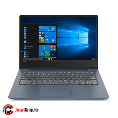 Laptop Lenovo 330s-14IKB Midnight Blue Core i5-8250U 4GB DDR4 2TB HDD 14 Inch Win10 (81F400U8PH)