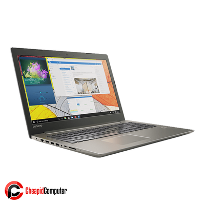 Laptop Lenovo 520-15IKBRN Bronze Core i7-8550U 8GB DDR4 2TB HDD 15.6 Inch Win10 (81BF000SPH)