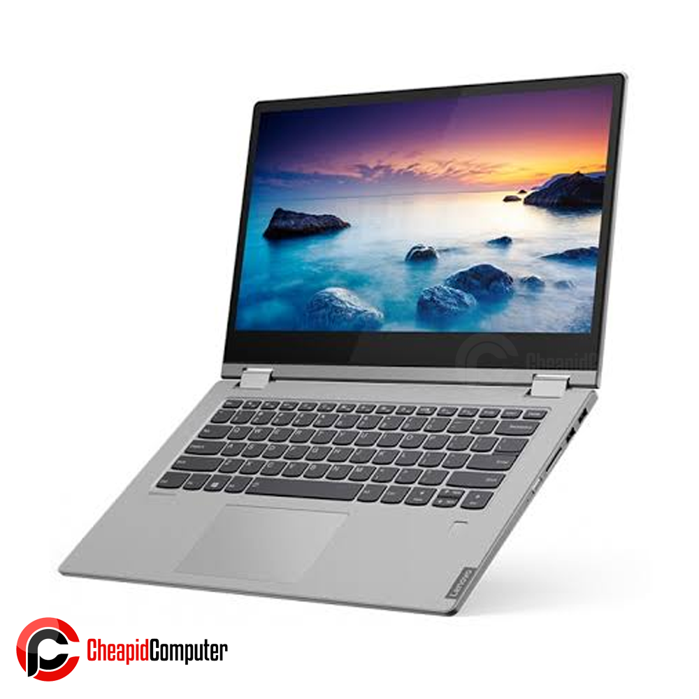Laptop Lenovo C340-14IWL Platinum Grey Core i5-8265U 4GB DDR4 256GB SSD 14 Inch Win10 (81N400KHPH)