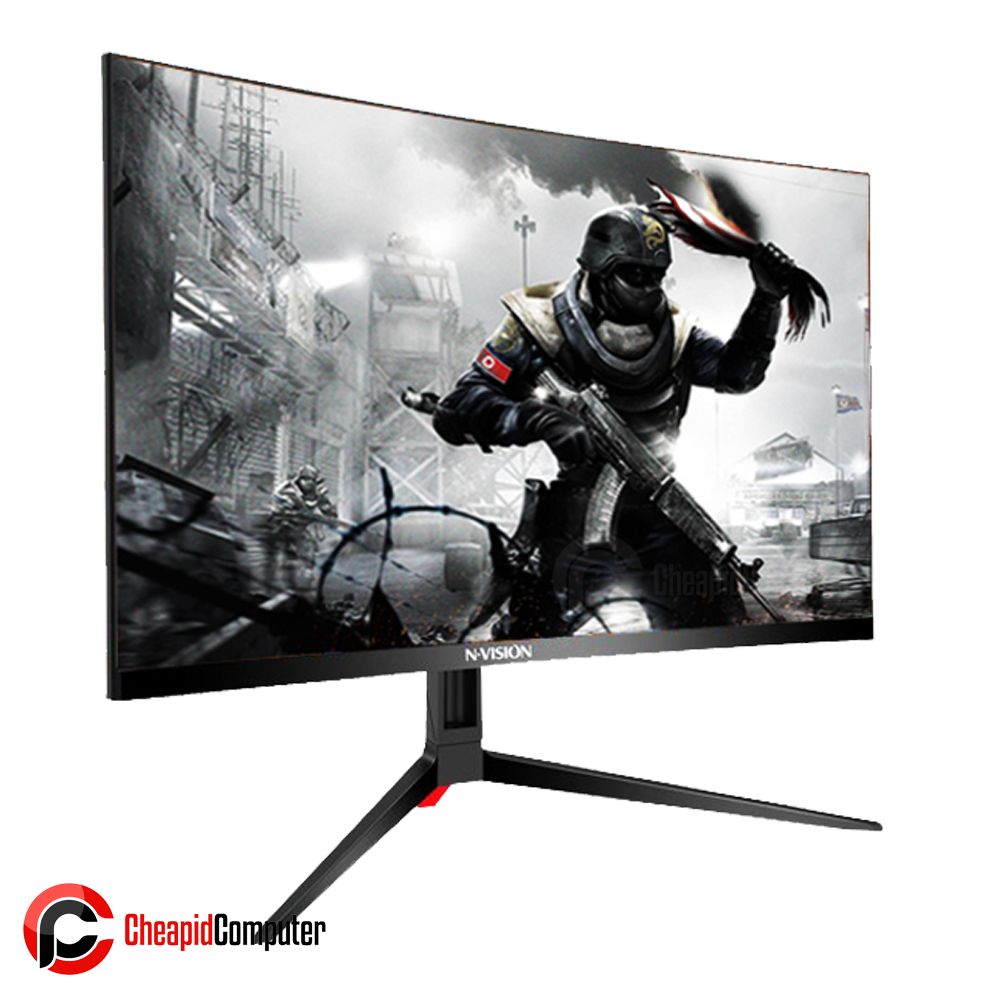 Monitor LED NVISION GT27R18 RGB 27 Inches FHD 144Hz Curved Gaming