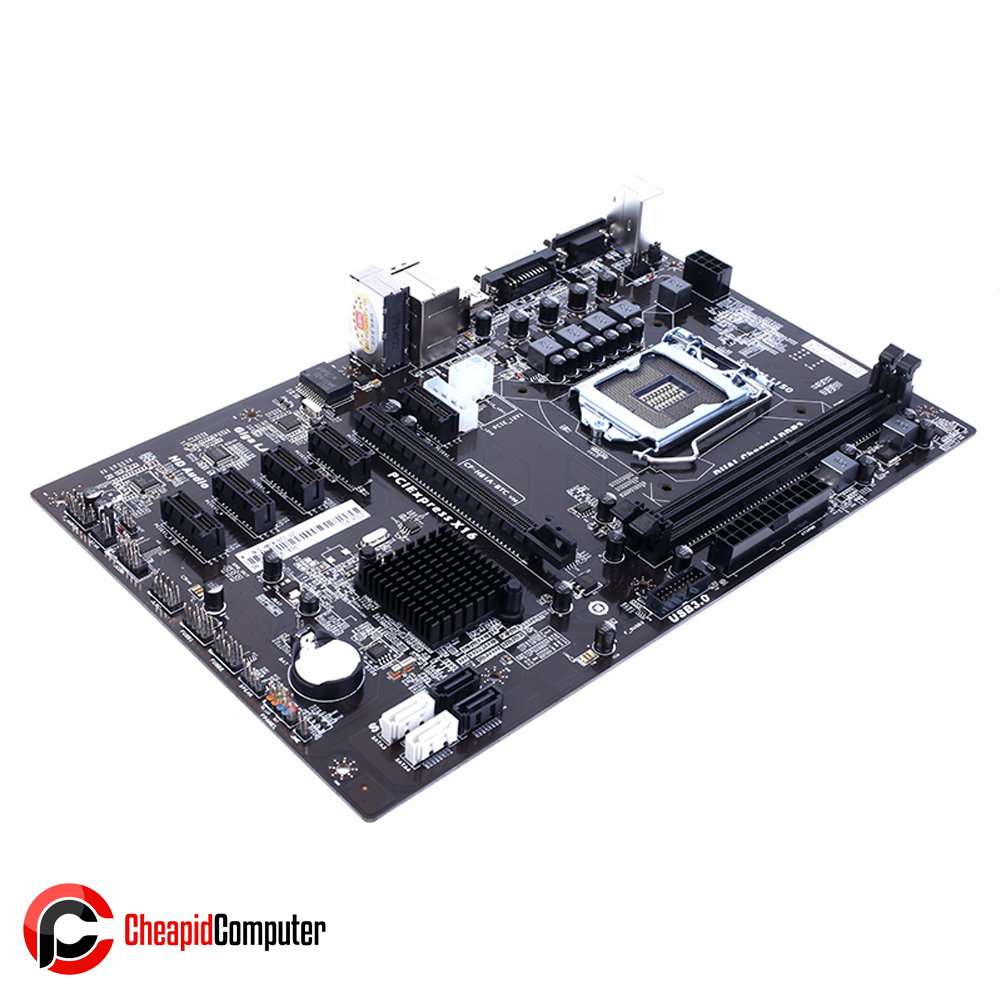 Motherboard 1150 Colorful C.H81A-BTC V20 DDR3