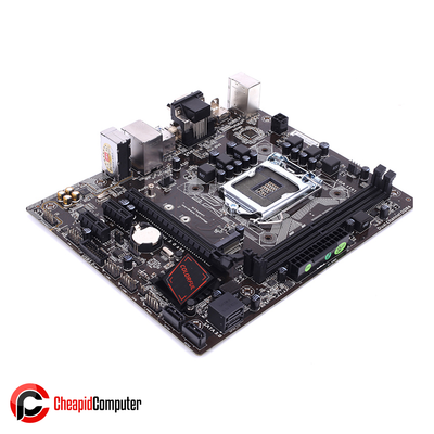 Motherboard 1151 Colorful Battle AXE C.B250M-HD V20 DDR4