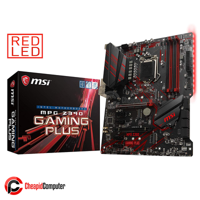 Motherboard 1151 MSI MPG Z390 Gaming Plus DDR4