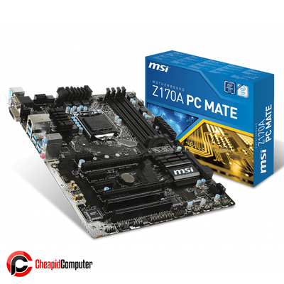Motherboard 1151 MSI Z170A PC Mate DDR4