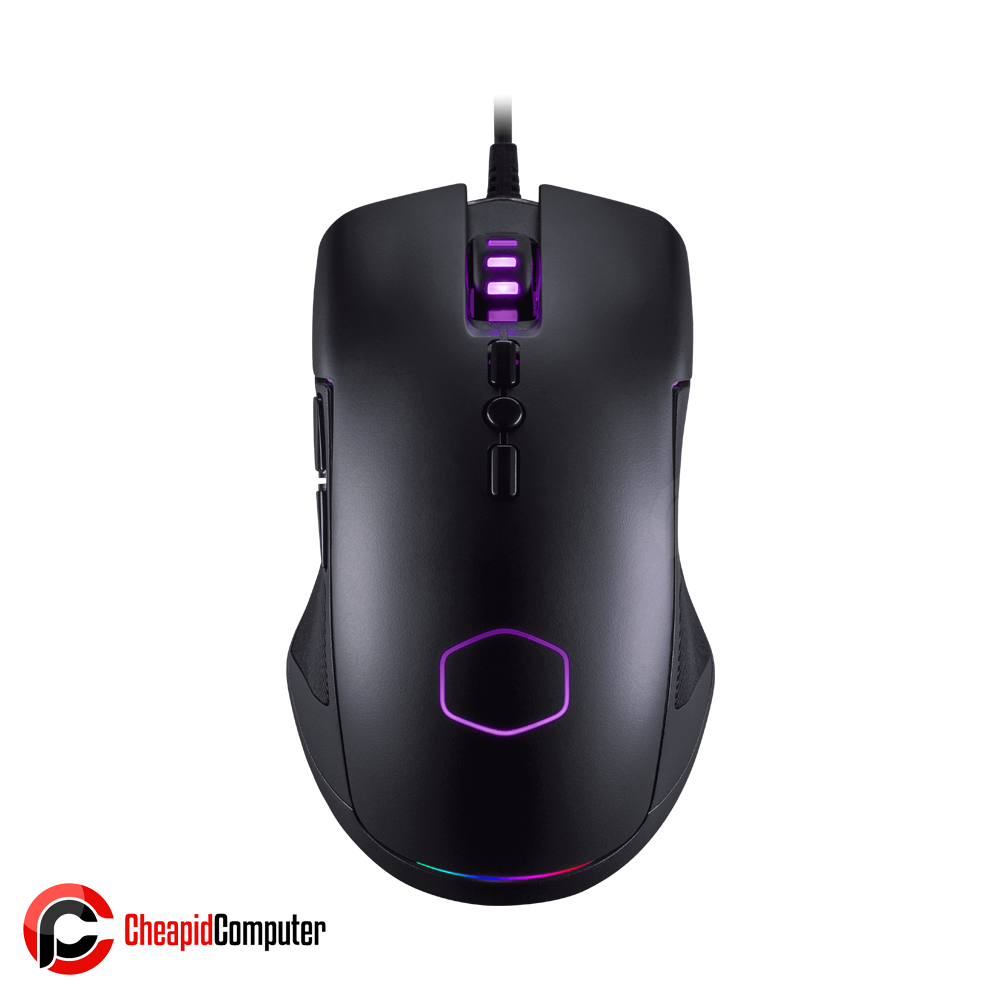 Mouse USB Cooler Master CM310 RGB Optical