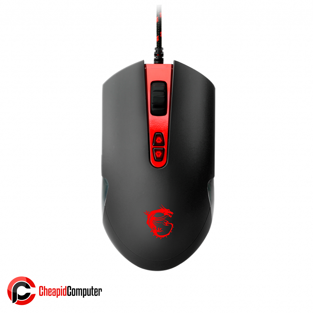 Mouse USB MSI Interceptor DS100 Gaming