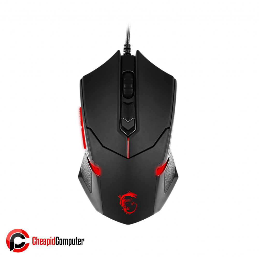 Mouse USB MSI Interceptor DS B1 Gaming