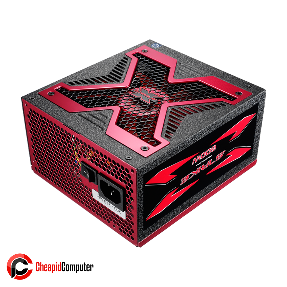 Power Supply Aerocool Strike-X 600W 80+ Bronze
