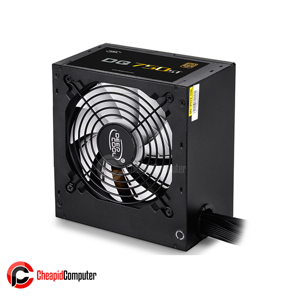 Power Supply Deepcool DQ750ST 750W 80+ Gold