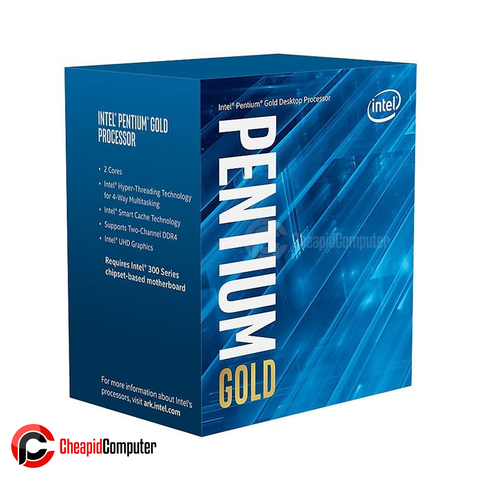 Processor 1151 Intel Pentium Gold G5400 Coffee Lake 3.7GHz Dual Core