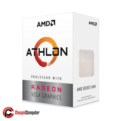 Processor AM4 AMD Athlon 200GE 3.2GHz Dual Core
