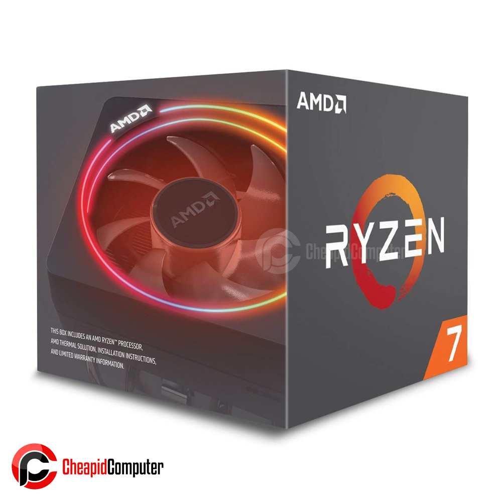 Processor AM4 AMD Ryzen 7 2700X 3.7GHz Octa Core