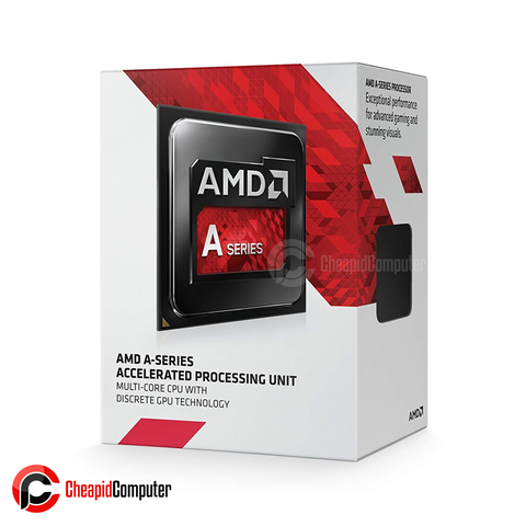 Processor FM2+ AMD Kaveri A8-7680 3.5GHz Quad Core