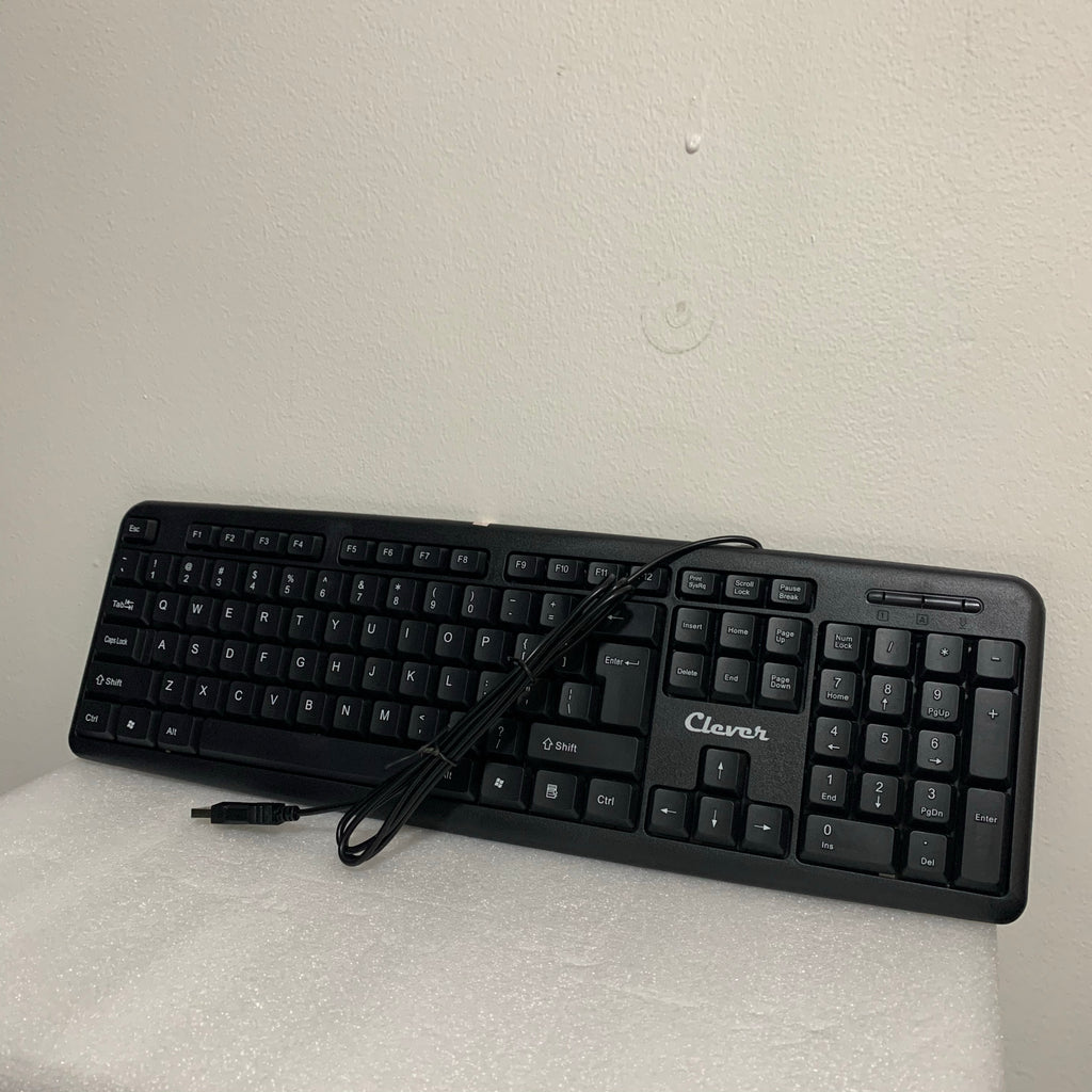 Keyboard and Mouse USB Clever G10
