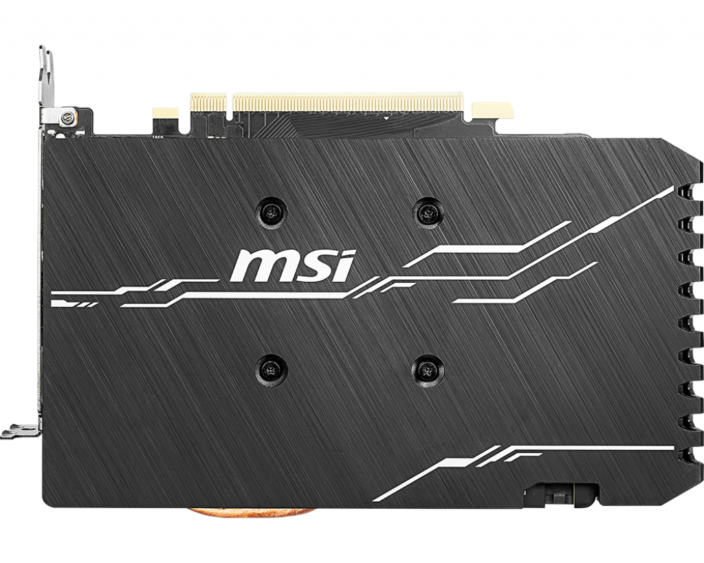 Video Card MSI GeForce RTX 2060 Ventus XS 6G OC 6GB GDDR6 192bit